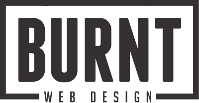 Burnt Web Design Logo